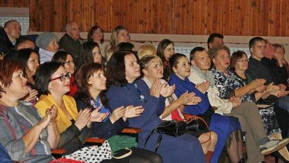 Последний раз жители Североонежска могли смотреть кино на «большом экране» почти 20 лет назад