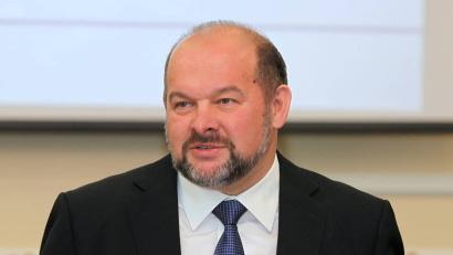 Игорь Орлов: « Для нас главное – повысить эффективность управления регионом»