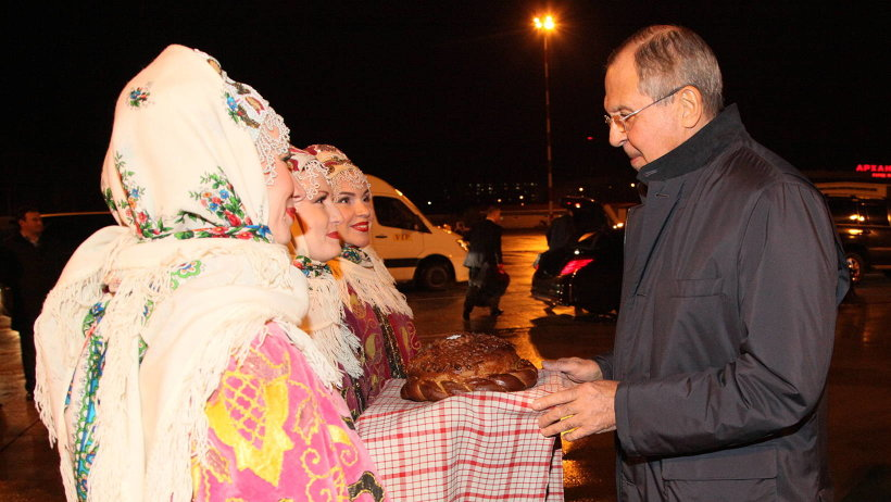 ВАрхангельске начала работу министерская сессия стран Баренцева региона