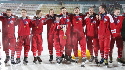 Сборная России выиграла финальную схватку со счётом 5:3
