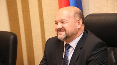 Игорь Орлов: «В апреле мы встречались с Вами в Санкт-Петербурге: все Ваши просьбы я с удовольствием выполнил»