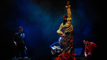 "Theatre ""Flamenco Vivo"" already familiar to Arkhangelsk theatre-goers gave everyone a chance to find himself in Spain"